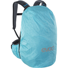EVOC Trail Pro 16 Protector Backpack black/carbon grey